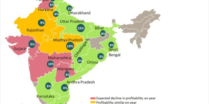 Agriculture Prospects in India Soar with Rains Most Well-Spread In 3 Years: CRISIL
